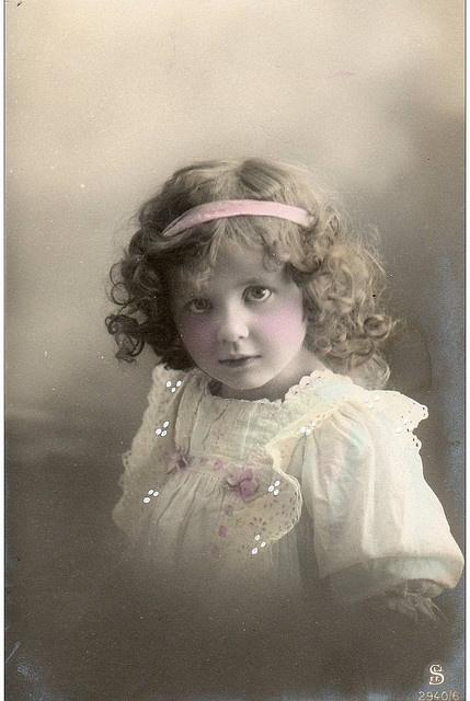 Vintage Postcard ~, via Flickr.