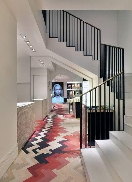multi-colored hardwood floors  #KBHomes