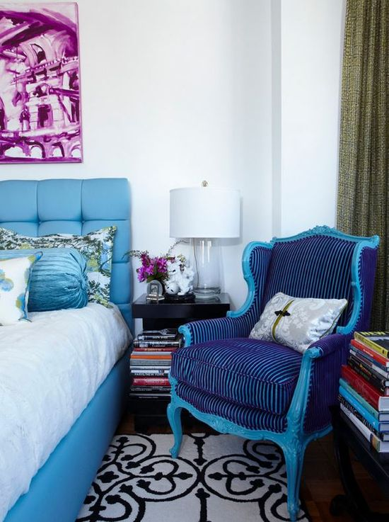 Menswear Blue Room Inspired #Interior #Decor