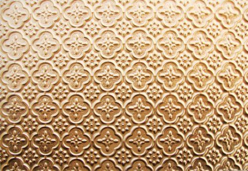 Discounted Decorative Plastic Backsplash Wc-20 Gold Wall Covering 25 Ft.roll x 2ft. Fire Rated. Can Glue On,nail On,staple On,tape on Any Flath Serface! by WC-20 the backsplash,door skin,wall design. Save 29 Off!. $113.99. Decorative Backsplash Plastic, glue on any flat surface glue to any wall like wallpaper. Faux tin backsplash easy to install pvc backsplash, easy applied,environmentally friendly,green,recyclable.. Wall covering plastic decorative backsplash,easy to cut with...