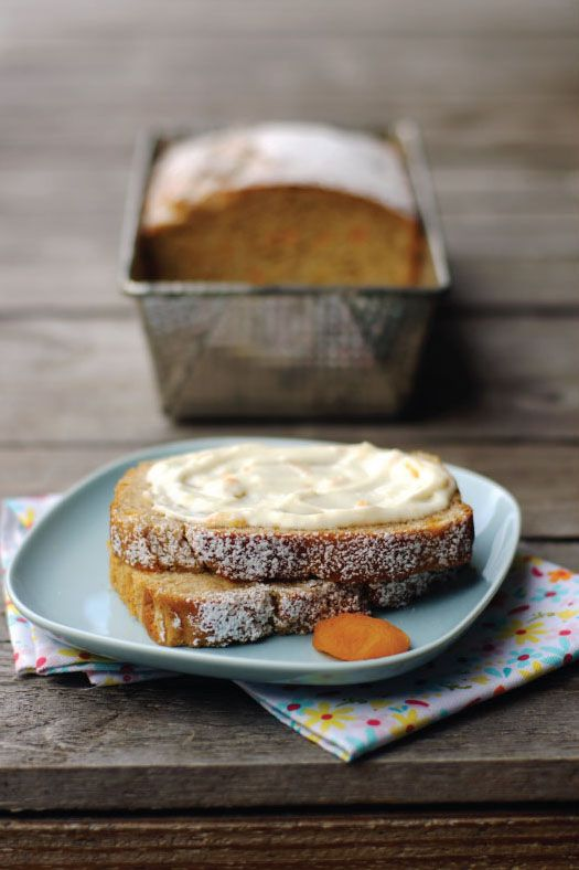 Treat of the Week: Honey Apricot Bread - Today's Nest