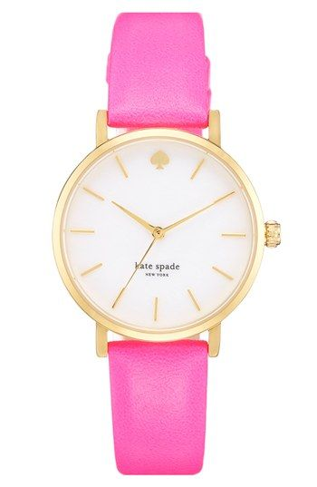 kate spade watch - want this!!!