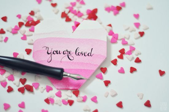 #Gift idea: Love notes