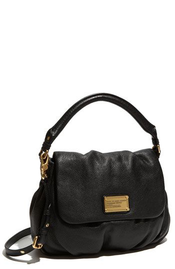 MARC BY MARC JACOBS 'Classic Q - Little Ukita' Convertible Crossbody Flap Bag