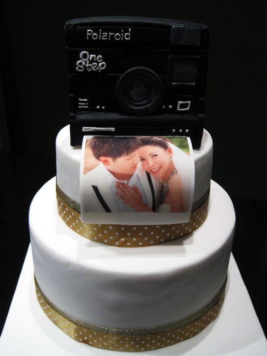 Pretty cool cake design:)  #weddingcake
