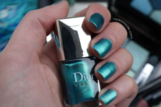 Dior make-up - Birds of Paradise collection