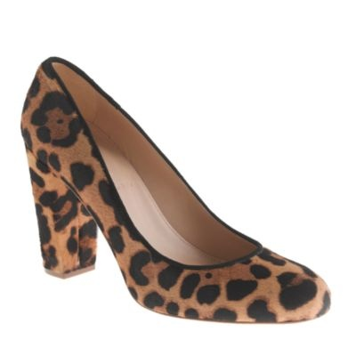 These will be mine. The perfect leopard shoe comes along so, so rarely.