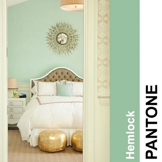 How to decorate with 2014 Pantone color trends