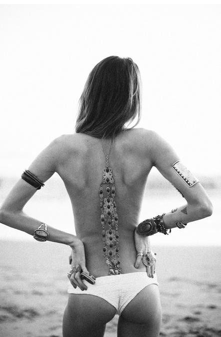 spine jewelry