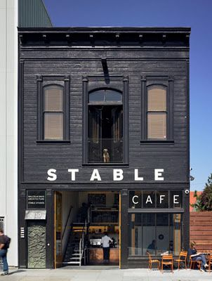 Stable Cafe in San Francisco