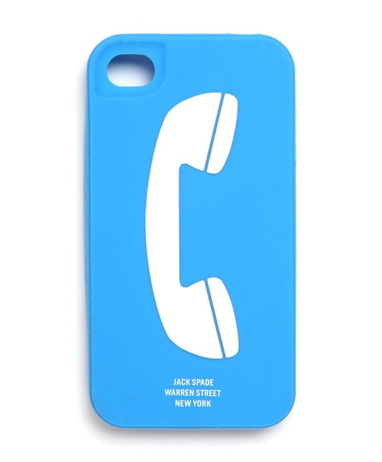 payphone iphone case by jack spade