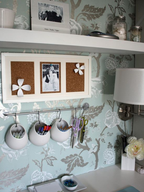 Home Office Ikea Wall Hooks Design, Pictures, Remodel, Decor and Ideas