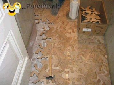 amazing pictures - MC Escher Inspired #Floor #Tiles / ...... #home #designe #artwork - Funomenia