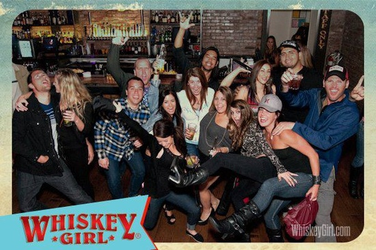 Whiskey Girl  > Downtown San Diego >  Good Times