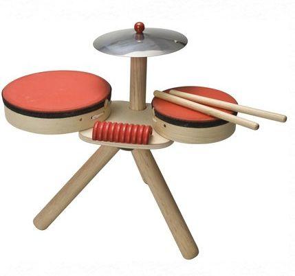 Musical Drum Set, $60