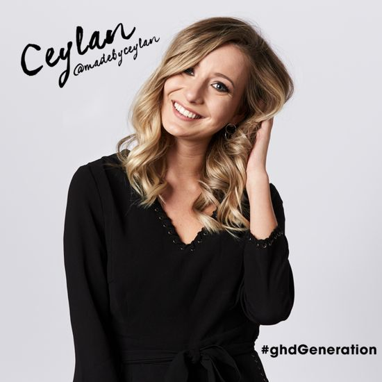 Portrait #3 - Ceylan, ambassadrice ghd France | ghd & vous | www.ghdetvous.fr/...