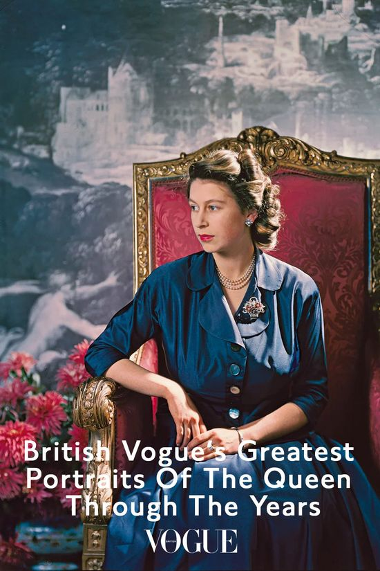 Vogue's Royal Archive  Board