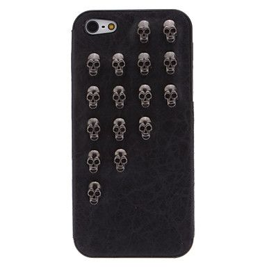 Skull studs iPhone case.