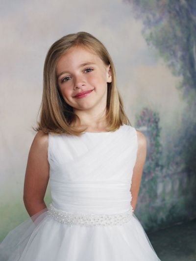 Cute Girl Hairstyles (daughters after the wedding)