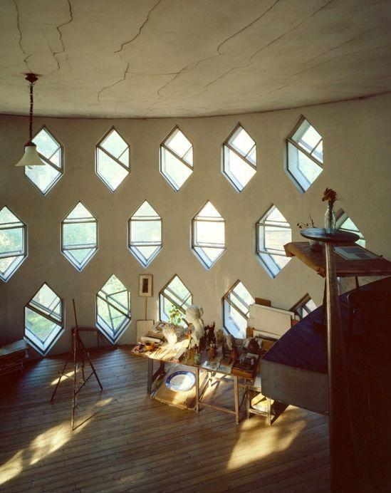Melnikov House / Konstantin Melnikov