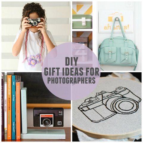DIY Gift Ideas for Photographers