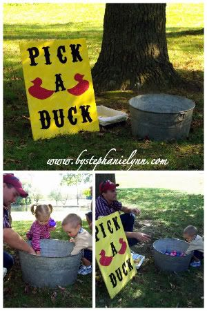 Great carnival games for all! Great for little ones