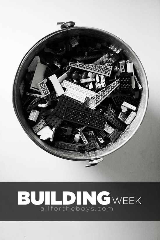 All for the Boys - BuildingWeek.  Lots of great LEGO learning ideas here.
