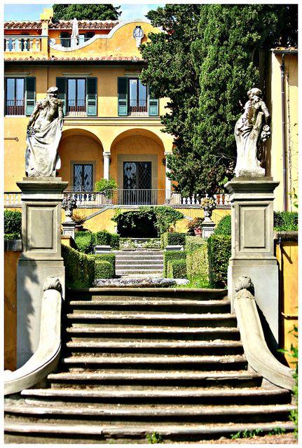 Villa Schifanoia, Fiesole, Firenze, Italy