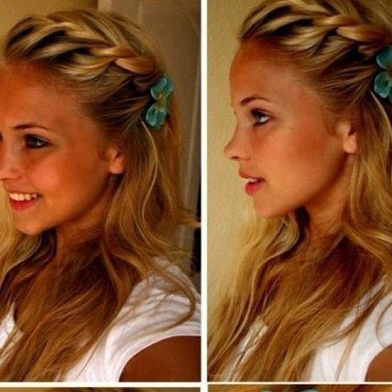 Hawaiian Wedding Hairstyles: Beach Wedding Hairstyles Beach Wedding Updo Tropical