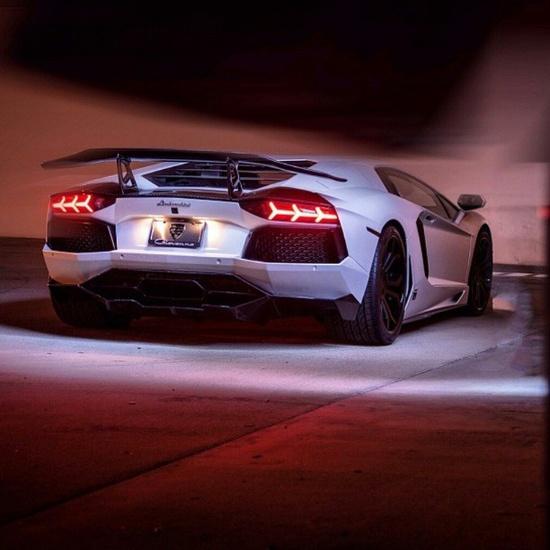 Lamborghini Aventador - the most popular car on pinterest