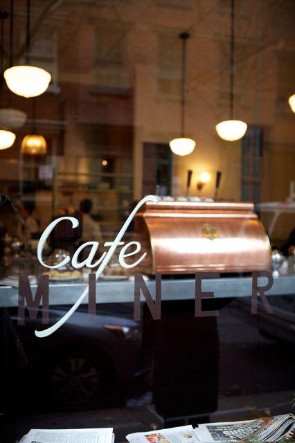 cafe MINER