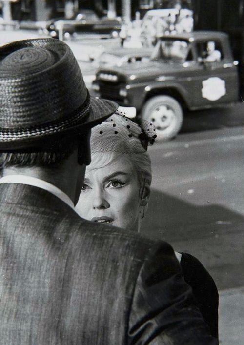 Marilyn Monroe   Photo: Henri Cartier-Bresson