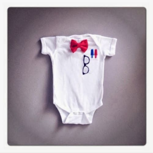 Cute baby outfit for summer wear