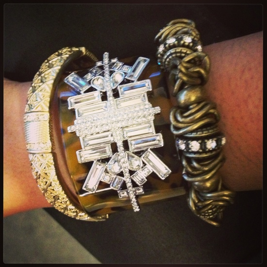 Awesome Women 39 S Jewelry Fashion Week Diaries Some Of My Daily Lia Sophia Jewelry Looks By
