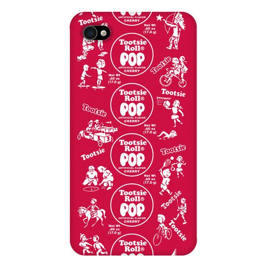 I used to collect tootsie roll pop wrapper paper. I would put them up over the top of my bedroom walls. This definitely brings back memories.?