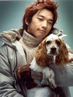 Korean singer/actor Rain