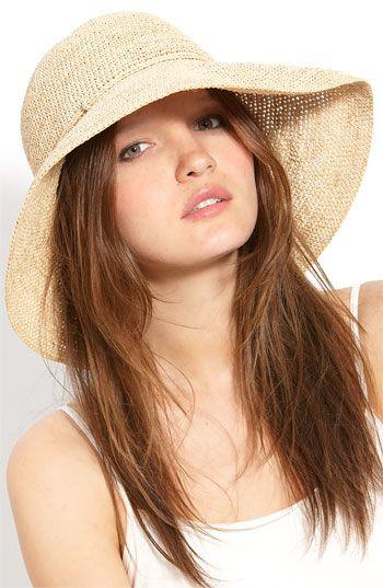 Helen Kaminski 'Provence 12' Raffia Straw Hat