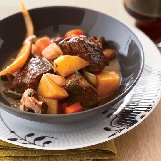 Short Rib Stew // More Great Affordable Recipes: www.foodandwine.c... #foodandwine