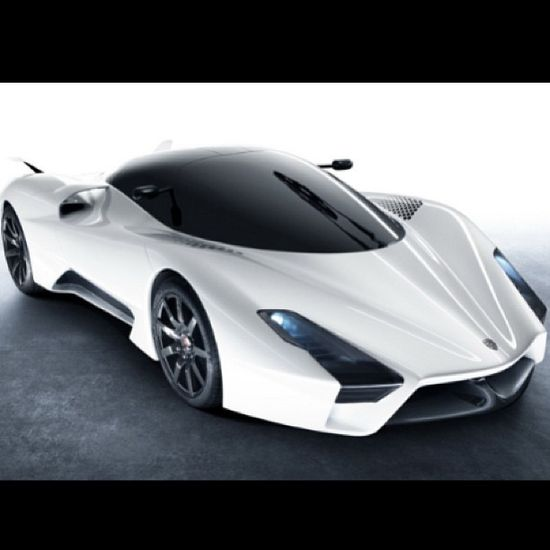 SSC Tuatara - best car ever!  Click on the pic & sign up to carhoots.com to win $250 worth of gas money this month! :)