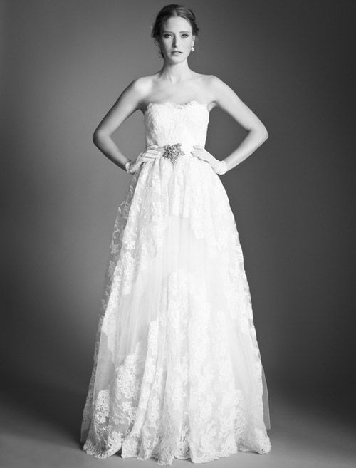 Temperley Bridal Clematis wedding dress from Bridal Market
