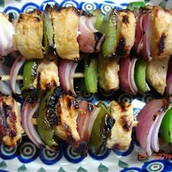 Chicken Kabobs Allrecipes.com