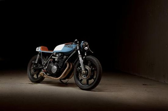 YAMAHA SX750 Cafe Racer by Ugly Motor Bikes