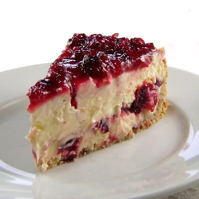 One Perfect Bite: Cranberry Layered #better health solutions #organic health