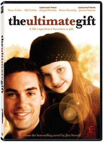 The Ultimate Gift DVD Sale: $4.99!  {grab it for yourself, or stash it away as a gift!} ~ such a good movie!!