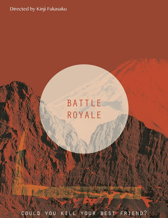 Battle Royale: Book and Film