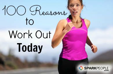 If you lack motivation, read this! 100 reasons to work out today