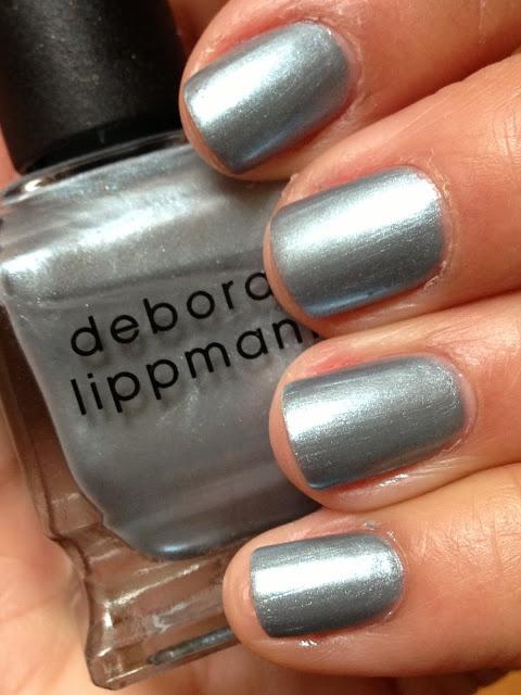 Silver Manicure