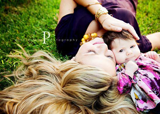 Mommy Love shot.