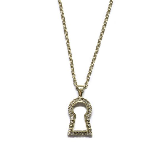 Saint Cloud - Kelly Wearstler Diamond Covet Necklace