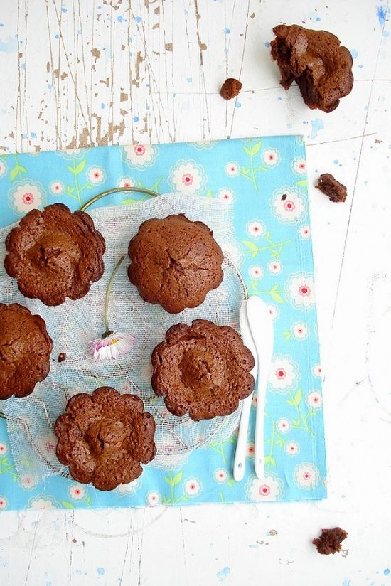 Easiest Chocolate Muffins. #food #muffins #breakfast #desserts